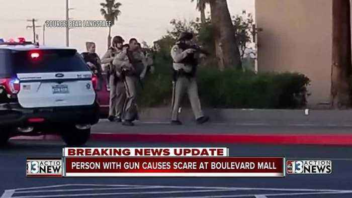 Police response at Boulevard Mall typical in a post One October world