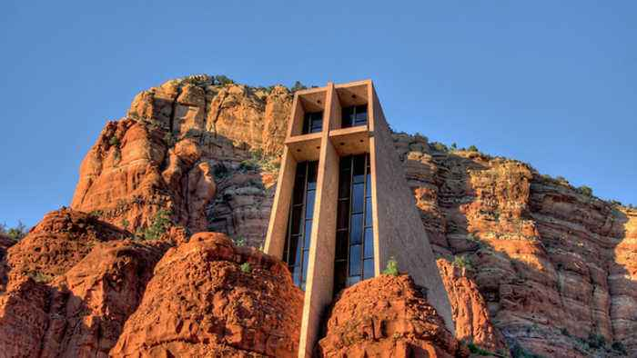 News video: SHH! Secrets of the Chapel of the Holy Cross in Sedona - ABC15 Digital