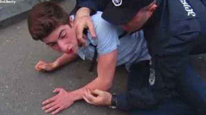 LGBT Activist Assaulted During Anti-Homophobia Rally
