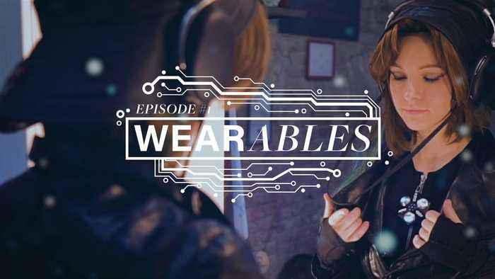 News video: Wearables ep.1: The cyber-woman