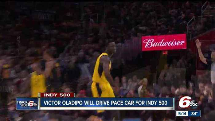 Pacers' Victor Oladipo to drive Pace Car at Indianapolis 500