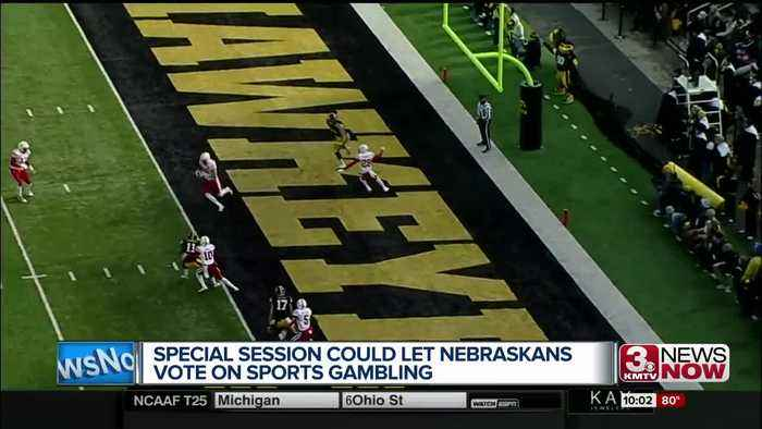 Legislature Mulling Special Session to Put Sports Gambling on Ballot