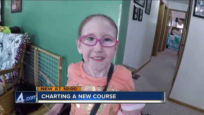 News video: Kewaskum girl beats the odds of rare, debilitating condition