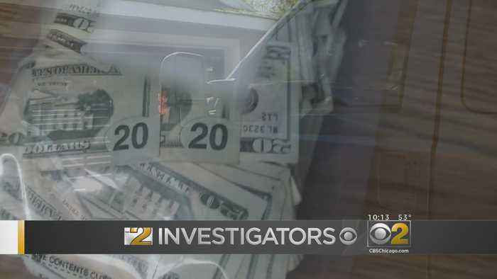 News video: Officers Can Take Your Cash And It's Legal