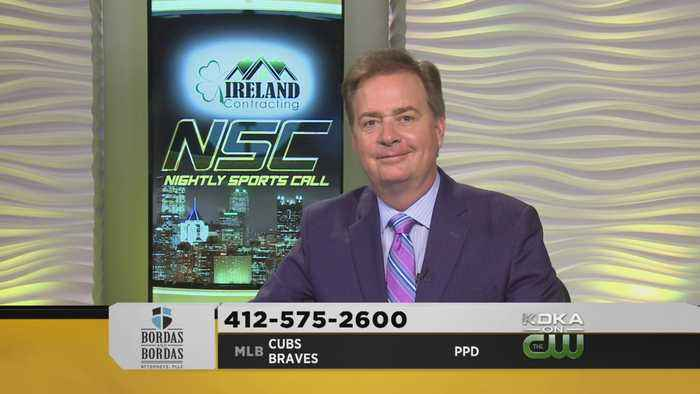 News video: Ireland Contracting Nightly Sports Call: May 17, 2018 (Pt. 2)