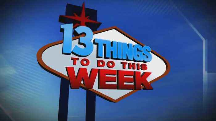 News video: 13 Things To Do This Week In Las Vegas May 18-25