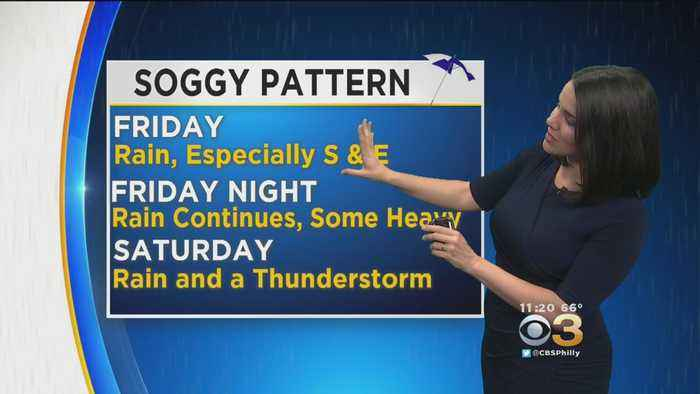 Kate Has Your Thursday Night Forecast