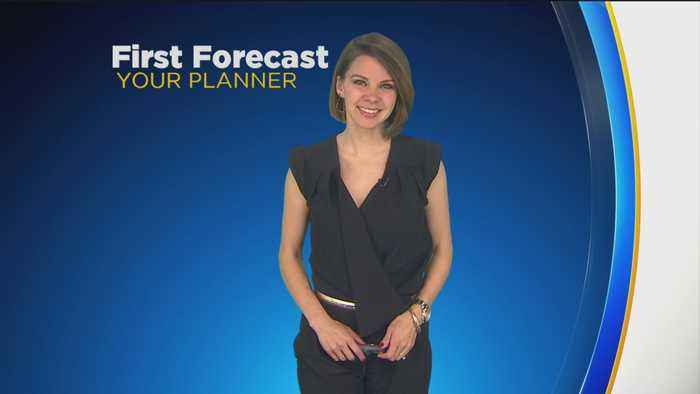 First Forecast Weather May 18, 2018 (This Morning)
