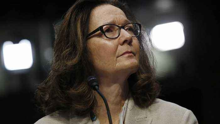 News video: Gina Haspel confirmed as CIA's first female director