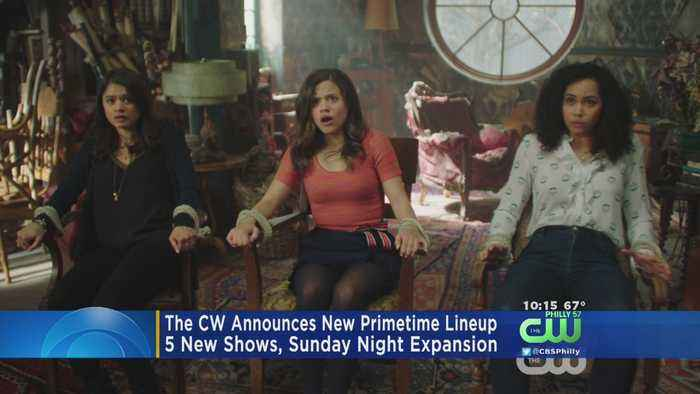 News video: The CW Announces New Primetime Lineup