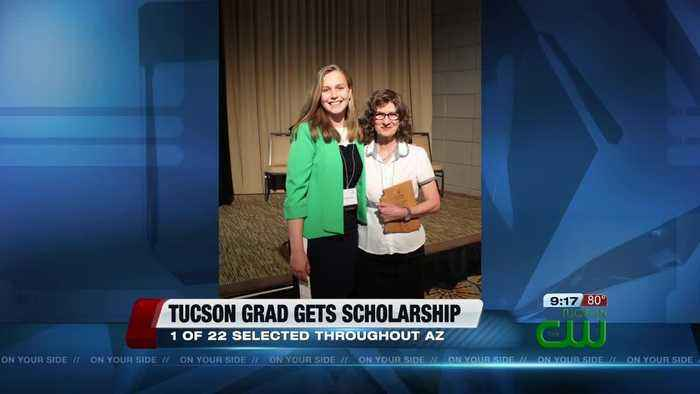 News video: Tucson High senior named 2018 Flinn Scholar