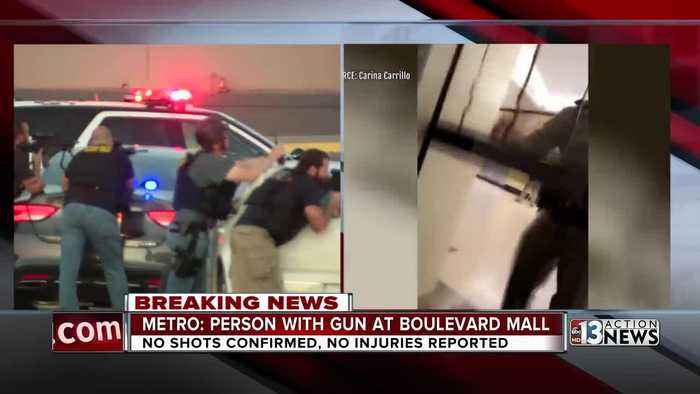 News video: Boulevard Mall Situation: No shots confirmed, no injuries reported