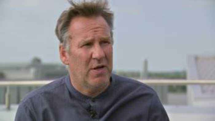 News video: Merson opens up on mental health pain