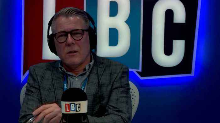 This Caller To Ian Collins Is FURIOUS About The Royal Wedding