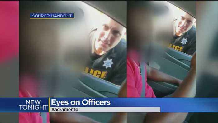 Video On Social Media Raises Questions About Officer's Actions