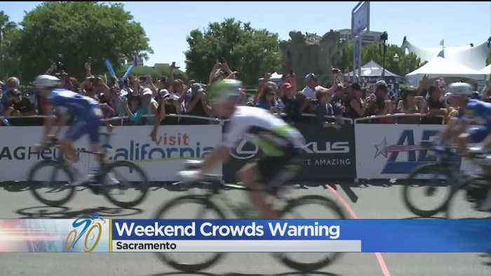 Amgen Race Closures Start Friday In Sacramento