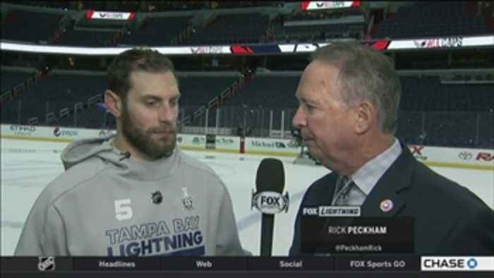 News video: Dan Girardi: we were able to lock it down on D in the 3rd period