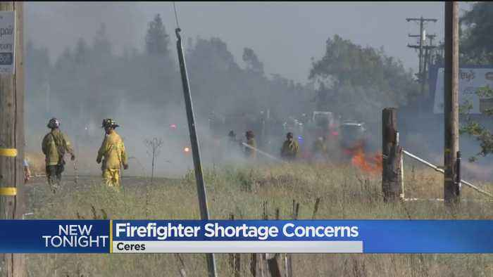 News video: Ceres Faces Firefighter Shortage After Layoffs