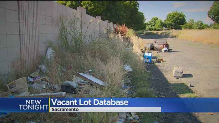 Sacramento Wants Eyesore Properties Database For Public To See