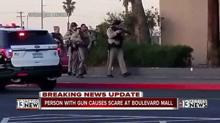 News video: Police response at Boulevard Mall typical in a post One October world