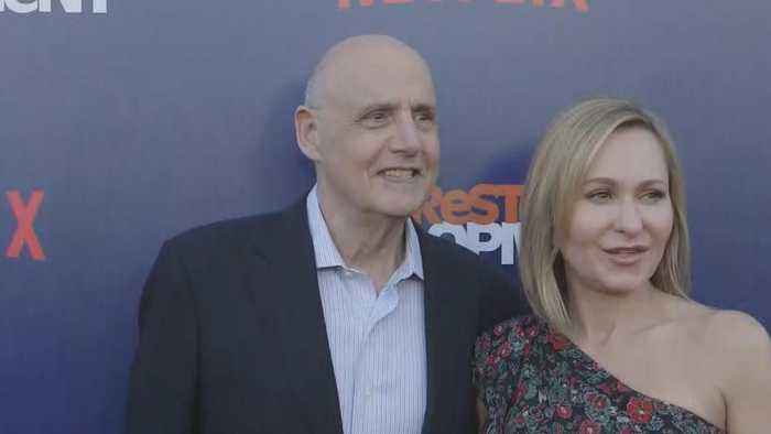 News video: Jeffrey Tambor Walks First Red Carpet Since Leaving 'Transparent' Over Harassment Allegations (Exclusive)
