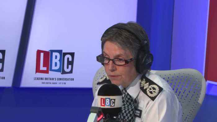 News video: Met Police Commissioner Calls On YouTube To Take Down Drill Music