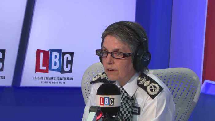 News video: Met Police Are Recruiting 500 Extra Officers To Stop Knife Crime