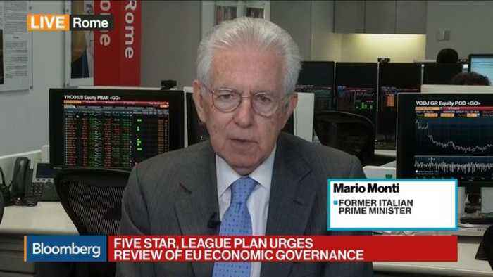 News video: Mario Monti Says It Is Wrong to Under-Valuate Market Reaction to Italy Program