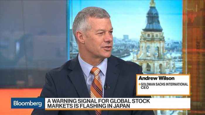News video: Goldman's Andrew Wilson on Equities, Volatility and Investing