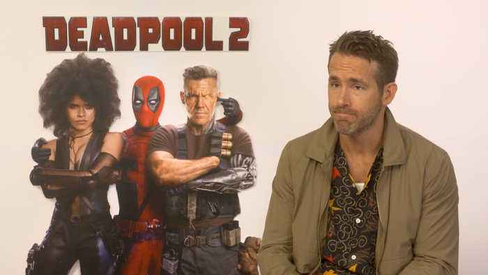 Exclusive Interview: Ryan Reynolds find it hard to get out of Deadpool character