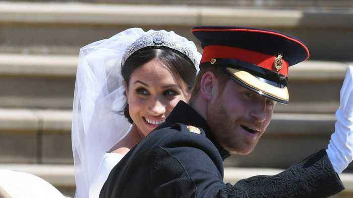 News video: Nearly 18 Million Watched Royal Wedding On Television In the UK