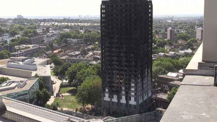 Grenfell Fire Inquiry Opens With Tribute