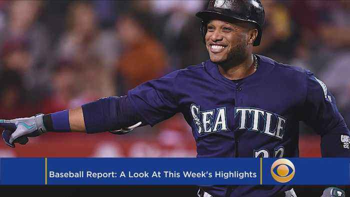 News video: Baseball Report: Cano Suspension, Nats Call Up Juan Soto, Reliever Hits 105mph Twice