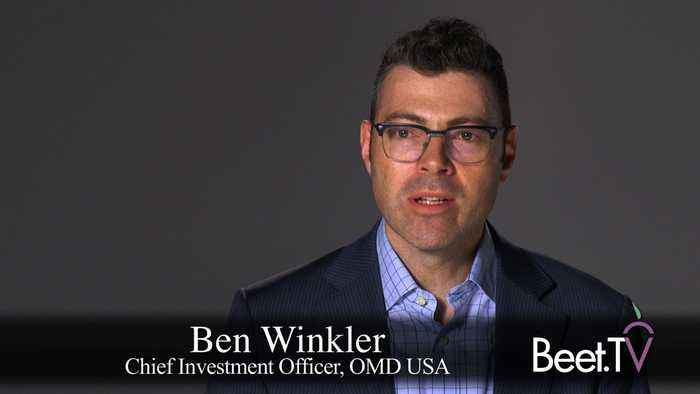 News video: OMD's Winkler On Ad Formats: You Can't Go Wrong By Considering Consumers