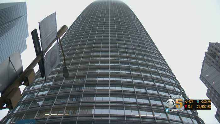 News video: Salesforce Tower Marks Grand Opening With Full Day Of Celebrations