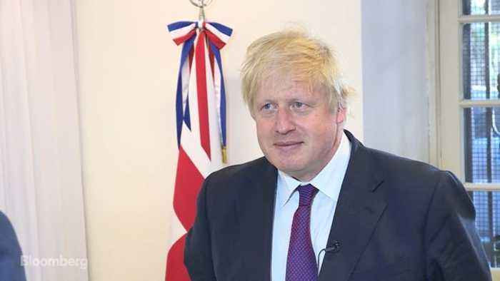 News video: Boris Johnson Warns U.K.'s May to 'Get On With It' and Deliver Brexit