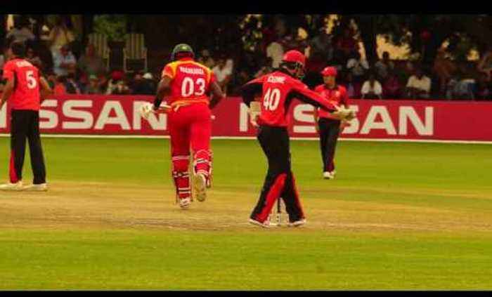 Match Highlights from Zimbabwe v Hong Kong | ICC World Cup Qualifier 2018