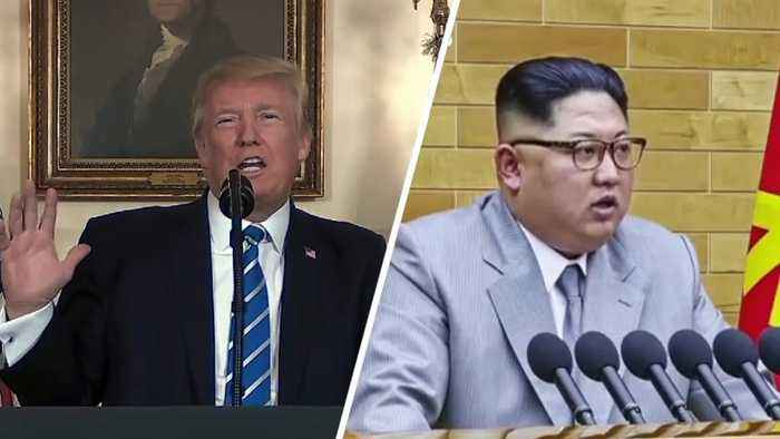 Trump: Meeting With North Korean Leader Kim Jong Un Could Still Take Place On June 12