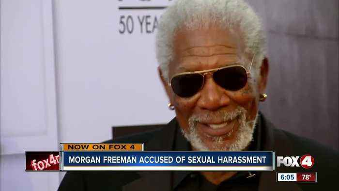 News video: 8 Women Accuse Morgan Freeman Of Sexual Harassment