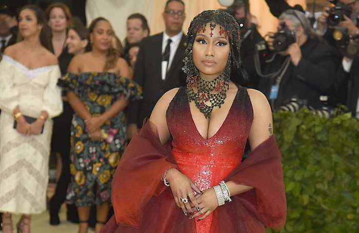 """is august and nicki minaj dating 2018-6-14 nicki minaj and karl lagerfeld in 'elle  (out august 10),  the """"chun-li"""" mc recently told a fan on instagram that she is dating eminem,."""