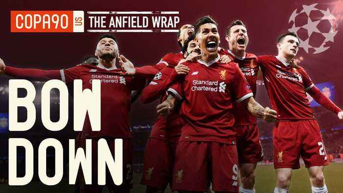 News video: Bow Down to the Mighty Liverpool | Champions League Final Chat with The Anfield Wrap