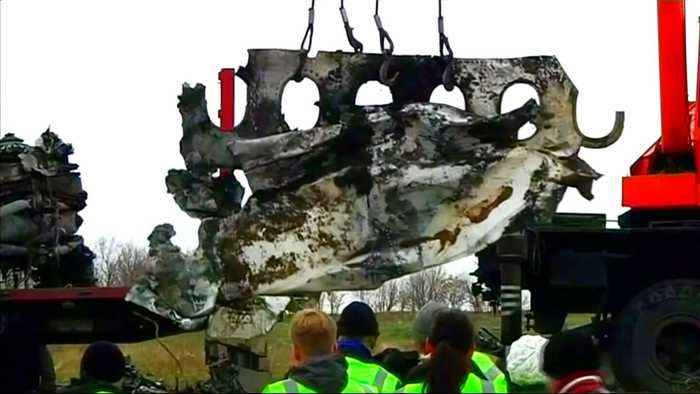 News video: Netherlands, Australia formally accuse Russia of downing MH17