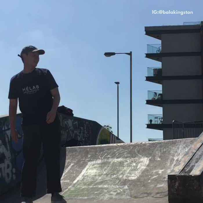 Guy skateboard up half pipe hits stomach on top - One News Page VIDEO 69b6d8c61