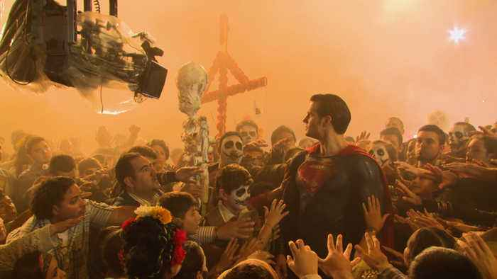 News video: Henry Cavill wants to prove there's more to him than Superman