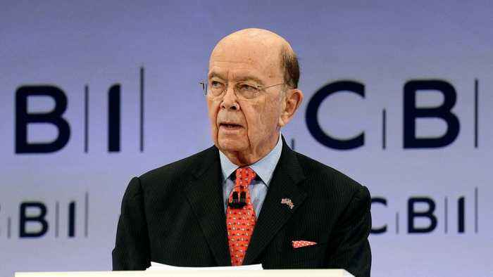News video: US Commerce Secretary's Role In WH Increasingly Marginalized
