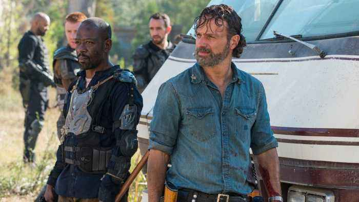 'The Walking Dead' Andrew Lincoln Leaving the Series
