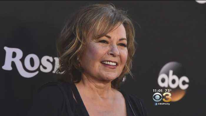 ABC Cancels Reboot Of 'Roseanne' After Racist Tweets By Show's Star Roseanne Barr