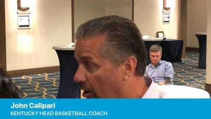 John Calipari on one-and-done rule, Rice Commission