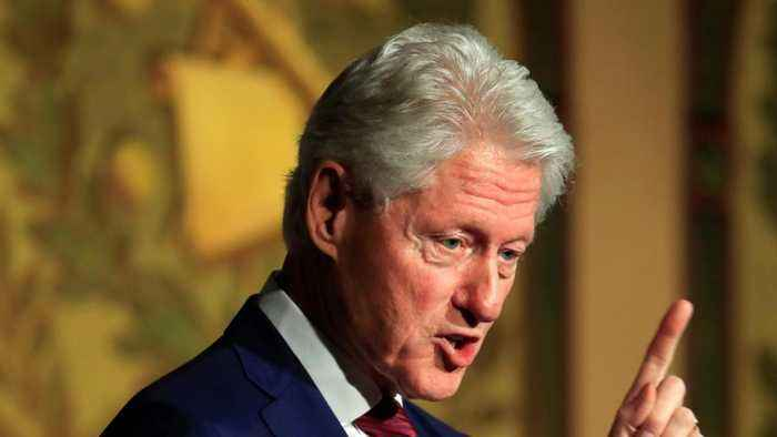 Former President Bill Clinton Suggests Paper Ballot ...