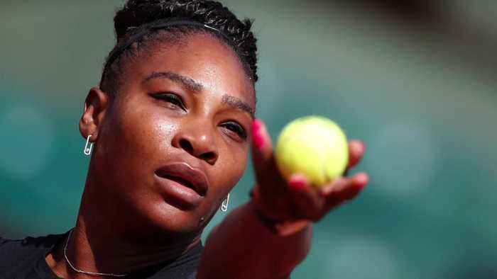 News video: Serena Williams Pulls Out of French Open Prior to Maria Sharapova Matchup